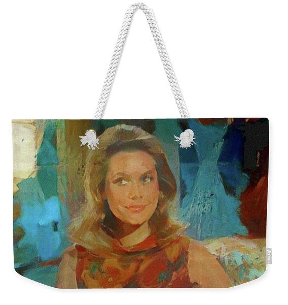Samantha Weekender Tote Bag