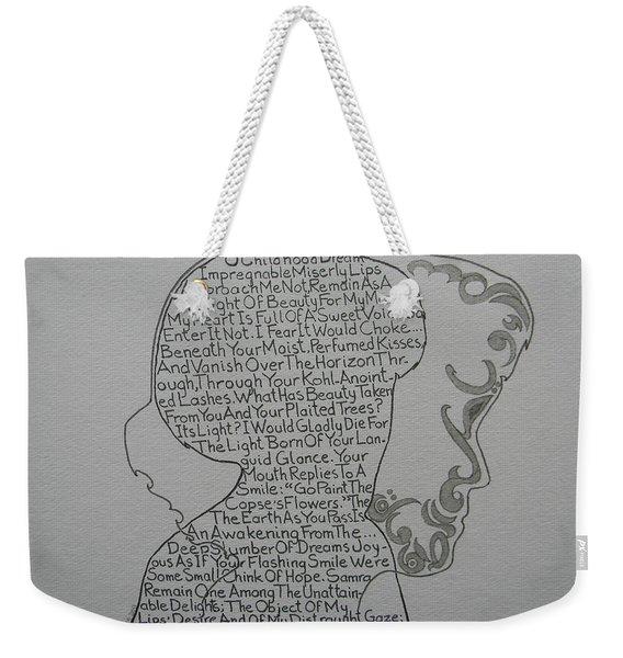 Samra Weekender Tote Bag