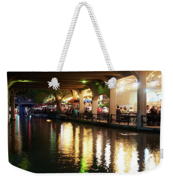San Antonio River Walk V2 72516 Weekender Tote Bag