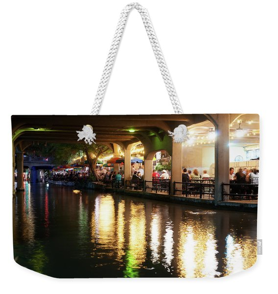 San Antonio River Walk V2 72516 Weekender Tote Bag