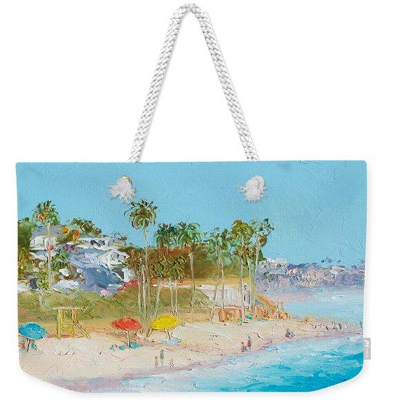 San Clemente Beach Weekender Tote Bag