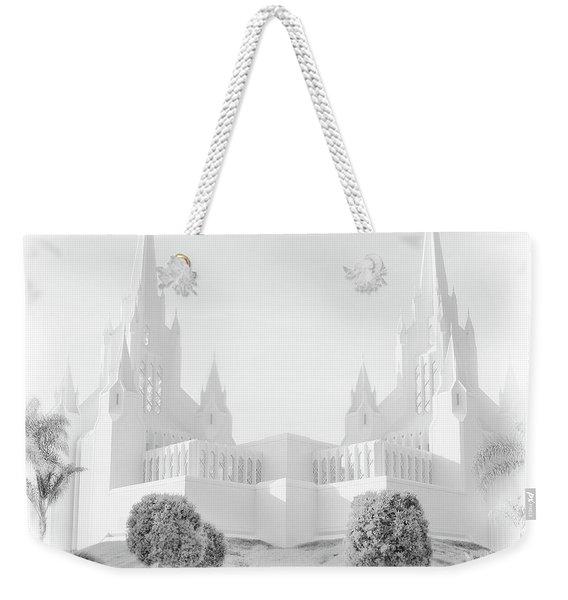San Diego Lds Temple Weekender Tote Bag