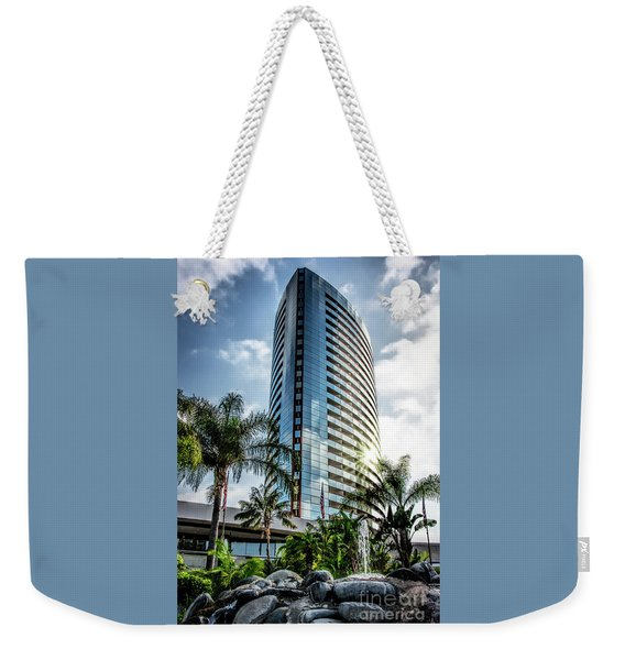 San Diego Marriott Marquis Weekender Tote Bag