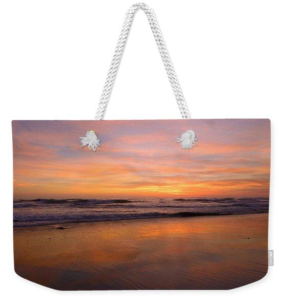 Cardiff Glow  Weekender Tote Bag