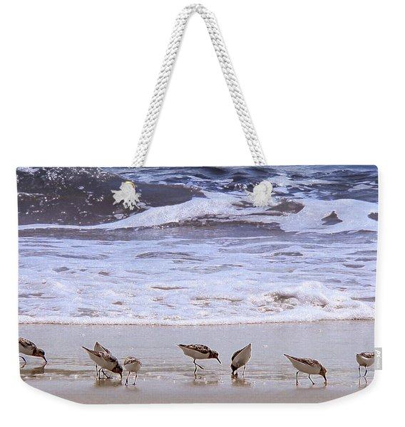 Sand Dancers Weekender Tote Bag