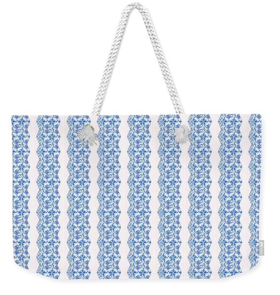 Sand Dollar Delight Pattern 5 Weekender Tote Bag