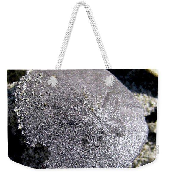 Sand Dollar Weekender Tote Bag