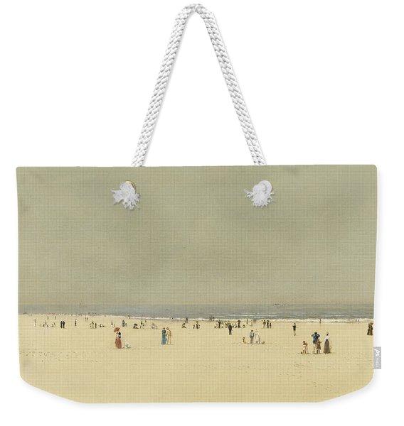 Sand Sea And Sky A Summer Phantasy Weekender Tote Bag