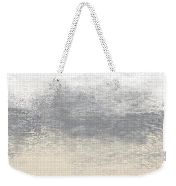 Sand Swept- Abstract Art By Linda Woods Weekender Tote Bag