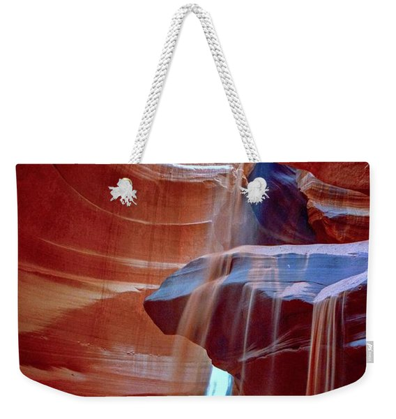 Sandalanche Weekender Tote Bag
