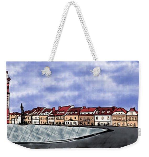 Sandomierz City Weekender Tote Bag