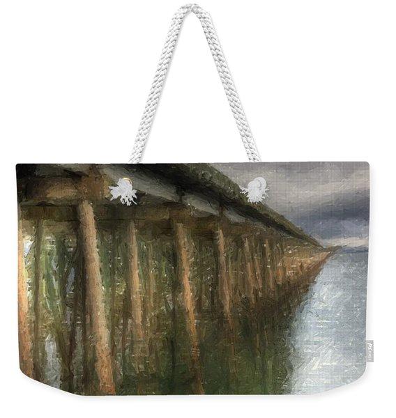 Sandpoint Longbridge  Weekender Tote Bag