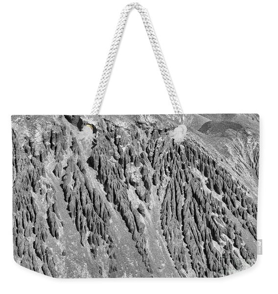 Sands Of Time Monochrome Art By Kaylyn Franks  Weekender Tote Bag