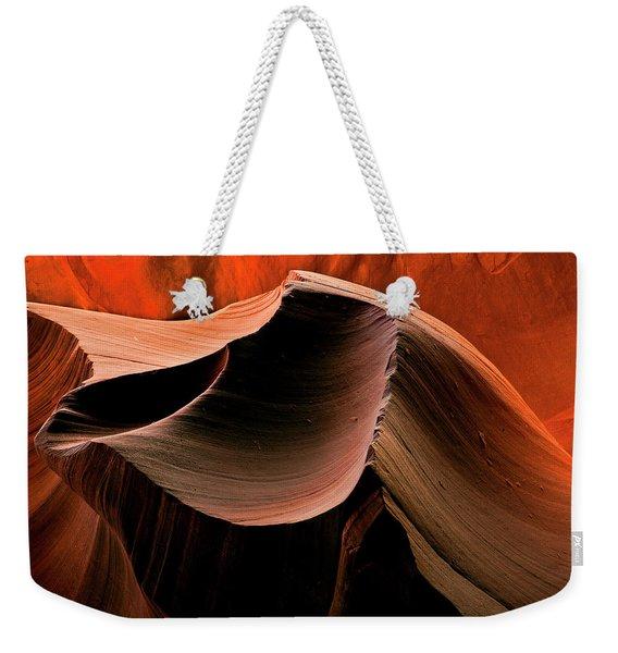Sandstone Melody Weekender Tote Bag