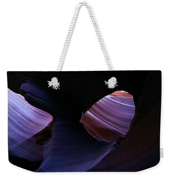 Sandstone Portal Weekender Tote Bag