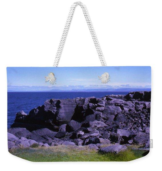 Sangerdi, Iceland Weekender Tote Bag