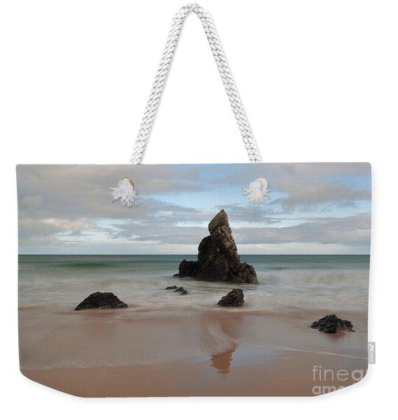 Sango Bay Weekender Tote Bag