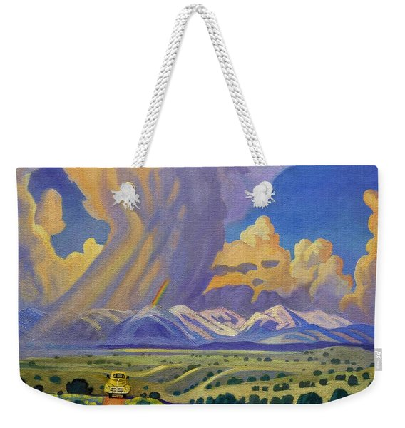 Sangre De Christo Passage Weekender Tote Bag