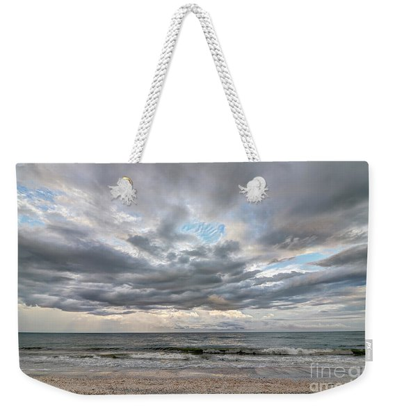 Sanibel Island Seashells Weekender Tote Bag