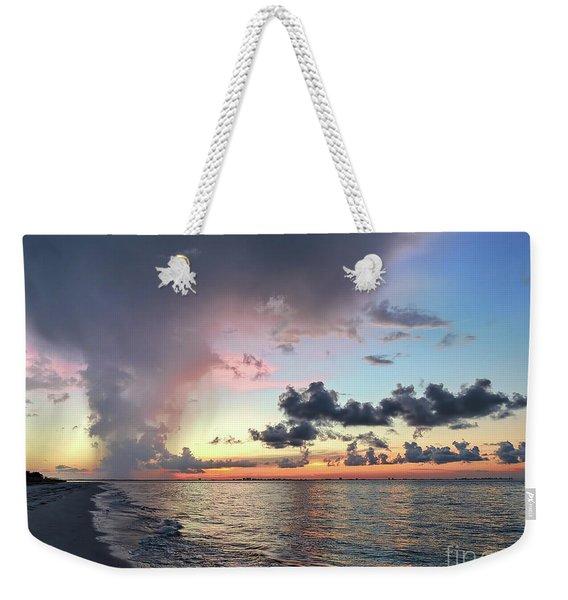 Sanibel Island Sunrise Weekender Tote Bag