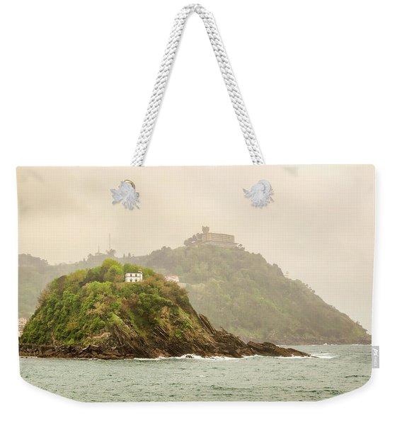 Santa Clara Island Weekender Tote Bag