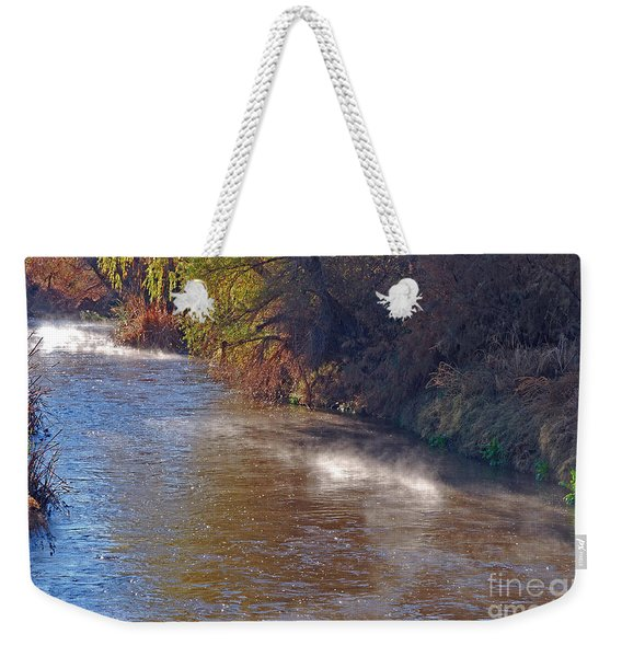 Santa Cruz River - Arizona Weekender Tote Bag