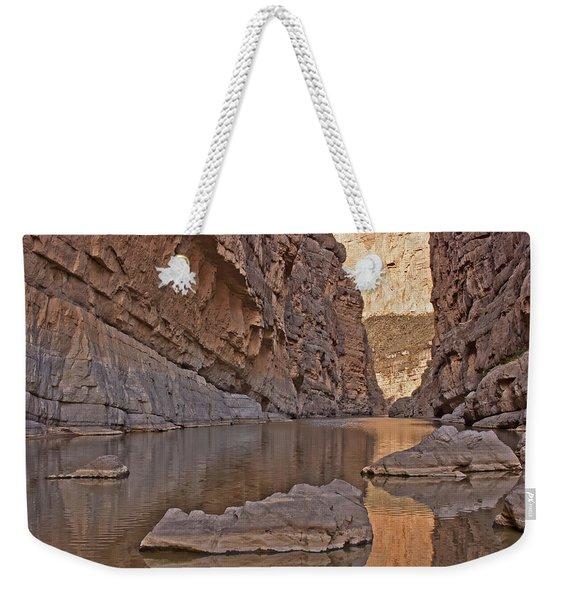 Santa Elena Canyon Weekender Tote Bag