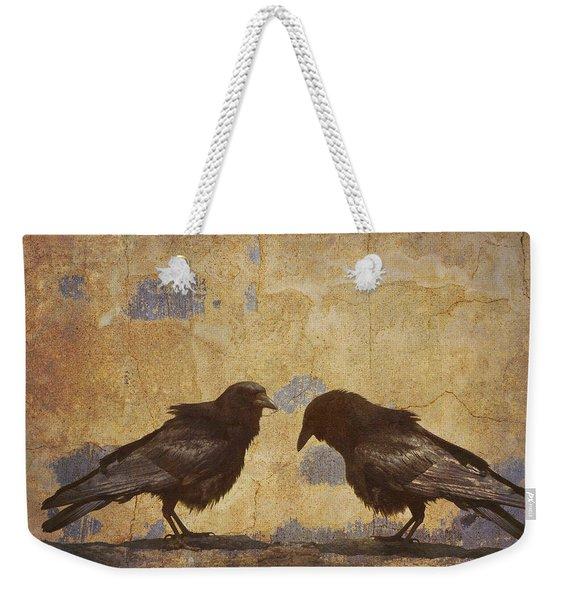 Santa Fe Crows Weekender Tote Bag