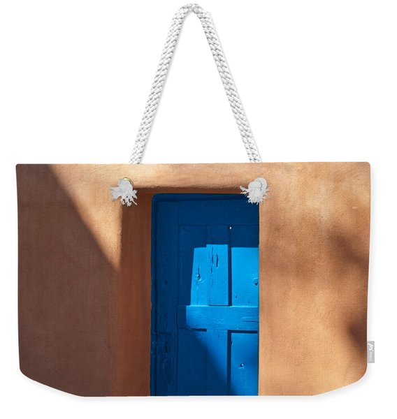 Santa Fe Portal Weekender Tote Bag