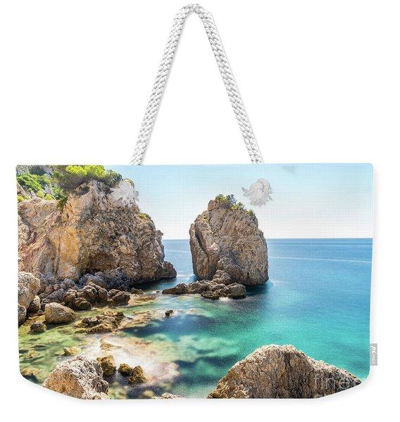 Santa Ponsa, Mallorca, Spain Weekender Tote Bag