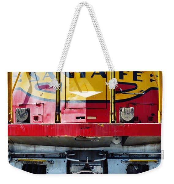 Sante Fe Railway Weekender Tote Bag