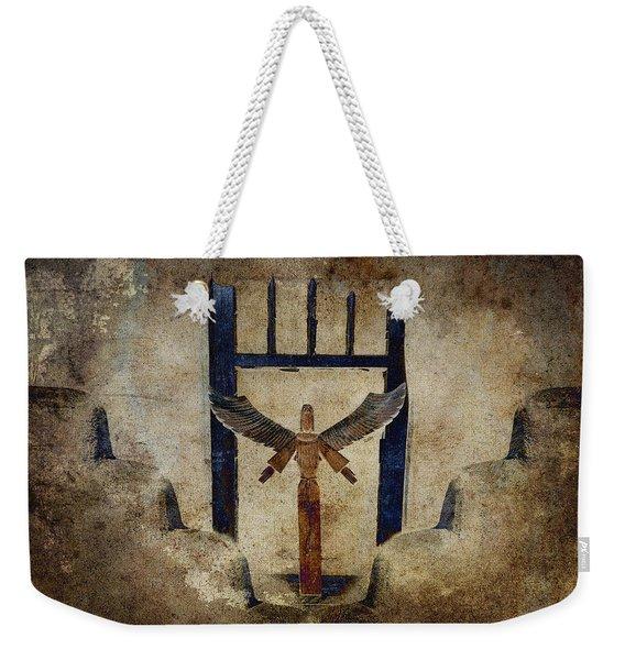 Santo Weekender Tote Bag