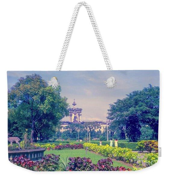 Santo Tomas University Weekender Tote Bag