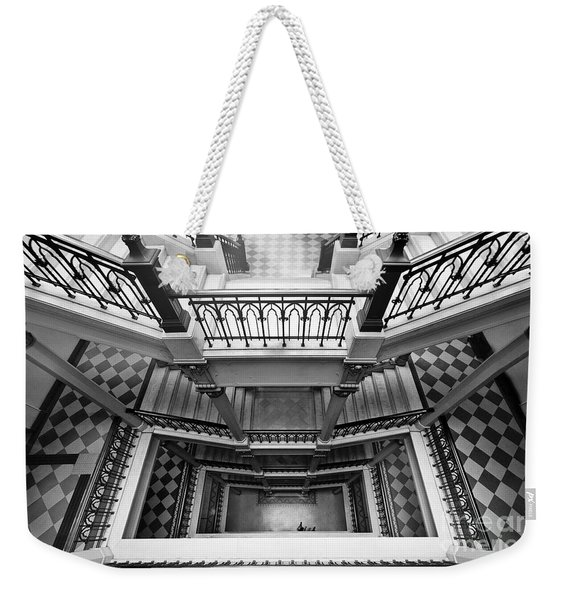 Sao Paulo - Gorgeous Staircases Weekender Tote Bag