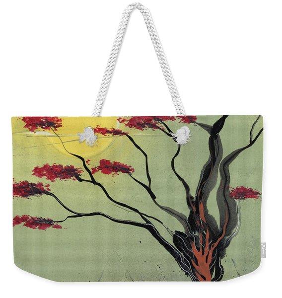 Sapling Weekender Tote Bag