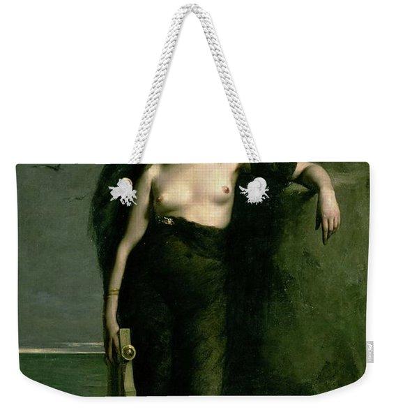 Sappho Weekender Tote Bag