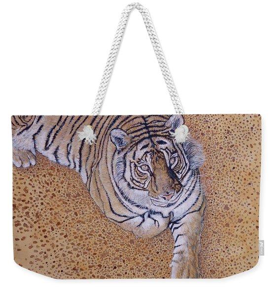 Sasha Weekender Tote Bag