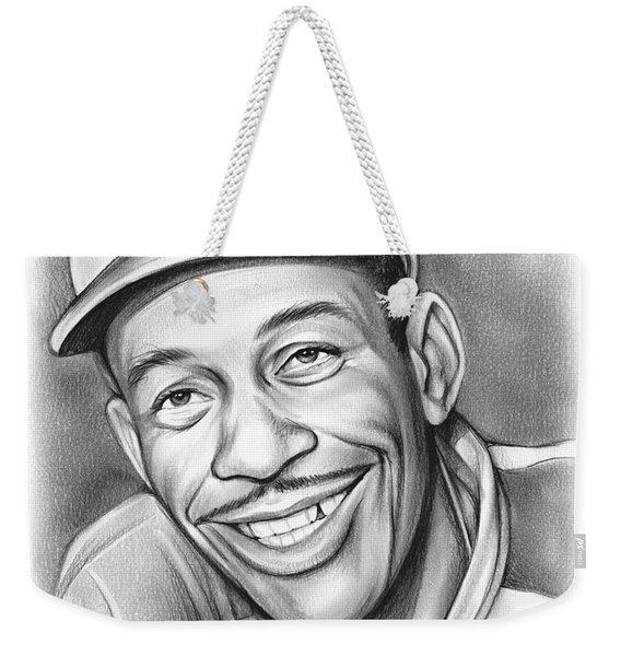 Satchel Paige II Weekender Tote Bag