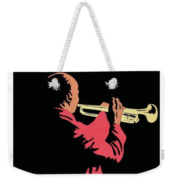 Satchmo Weekender Tote Bag