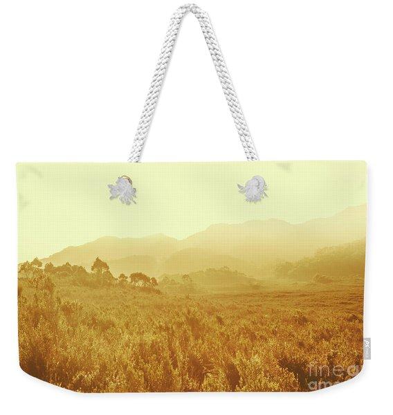 Savannah Esque Weekender Tote Bag