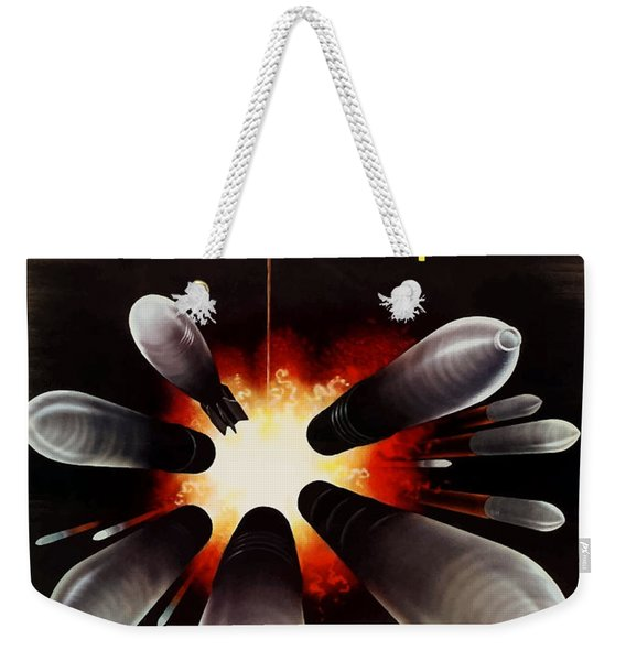 Save Waste Fats For Explosives Weekender Tote Bag