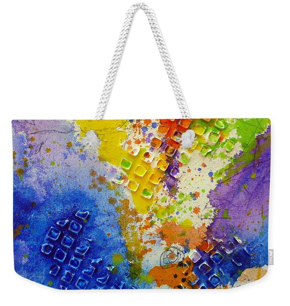 Savor Without Guilt Weekender Tote Bag