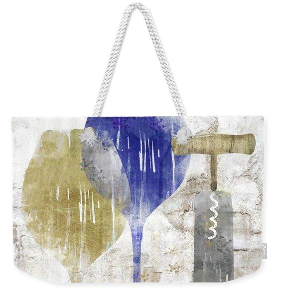 Savory Midnight Weekender Tote Bag