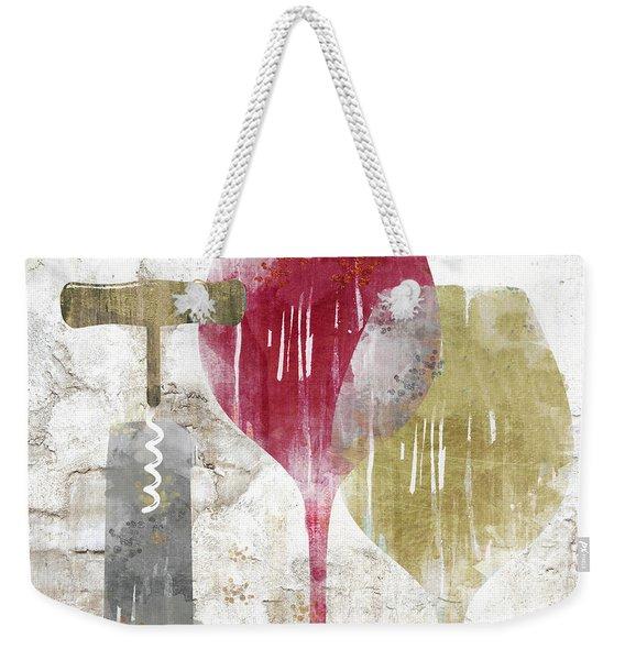 Savory Ruby Weekender Tote Bag