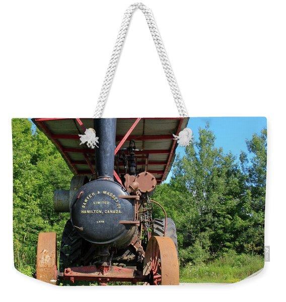 Sawer And Massey Company Weekender Tote Bag