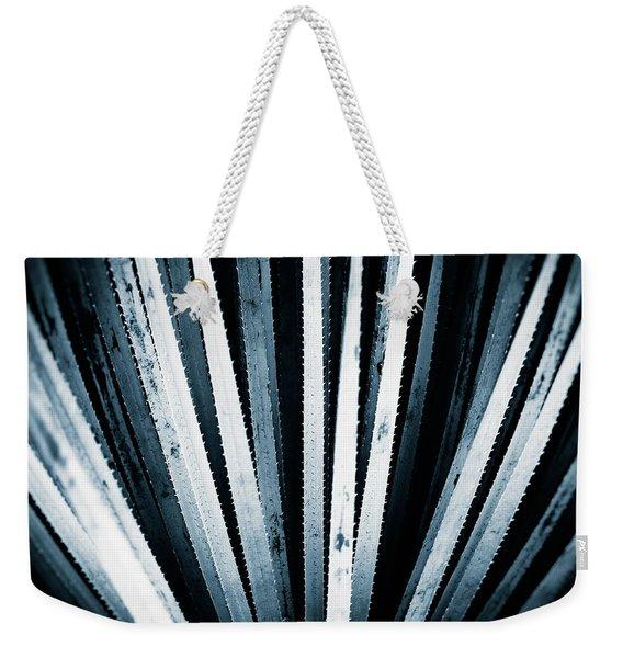 Sawtooth Weekender Tote Bag