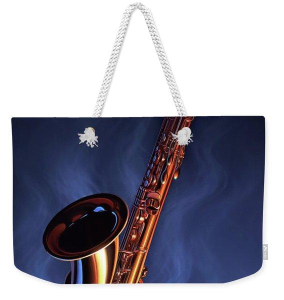 Sax Appeal Weekender Tote Bag