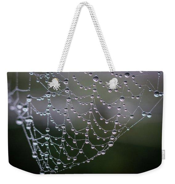 Say It With Pearls Weekender Tote Bag