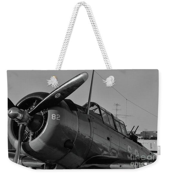 Sbd Dauntless Weekender Tote Bag