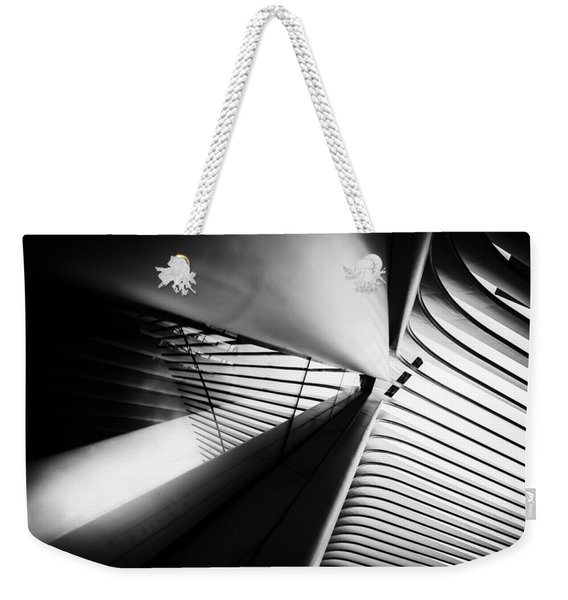 Scale Out Weekender Tote Bag